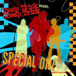 Cheap Trick - Special One CD Cover Art