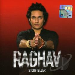 Raghav - Storyteller CD Cover Art