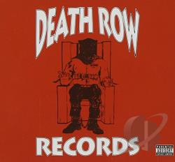 Death Row Singles Collection: B-Sides, Remixes & Rarities CD Cover Art