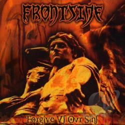Frontside - Forgive Us Our Sins CD Cover Art