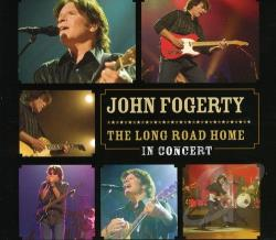 Fogerty, John - Long Road Home: In Concert CD Cover Art