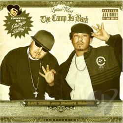 Latino Velvet - Camp Is Back CD Cover Art