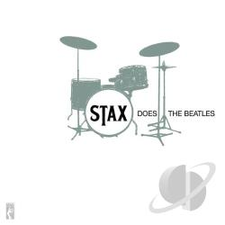 Stax Does the Beatles CD Cover Art