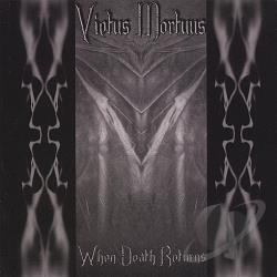 Mortuus, Vietus - When Death Returns EP CD Cover Art
