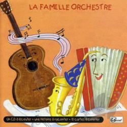 Enfants - Famille Orchestre CD Cover Art
