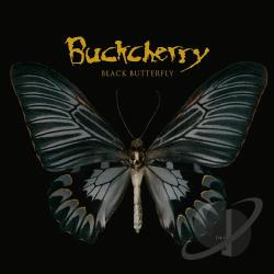 Buckcherry - Black Butterfly CD Cover Art