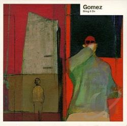 Gomez - Bring It On CD Cover Art