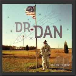 Dr. Dan - Dan on the Moon CD Cover Art