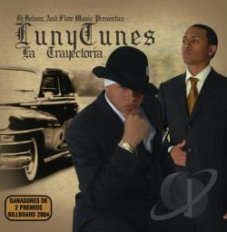 Luny Tunes - La Trayectoria CD Cover Art