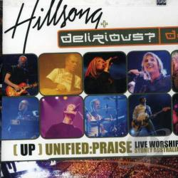 Hillsong - Unified Praise CD Cover Art