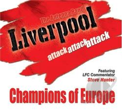 Antenna Band - Liverpool CD Cover Art