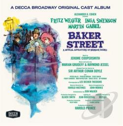 Baker Street (Ocr) CD Cover Art