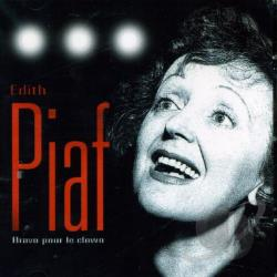 Piaf, Edith - Bravo Pour le Clown CD Cover Art