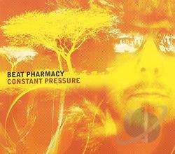 Beat Pharmacy - Constant Pressure CD Cover Art