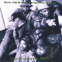 Eric IQ - Hop Around the World CD Cover Art