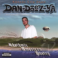 Dan-Doez-Ya - Rhythmic American Poetry CD Cover Art