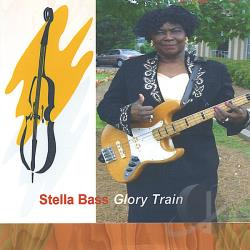 Bass, Stella - Glory Train CD Cover Art