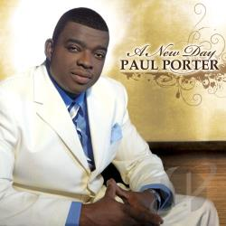 Porter, Paul - New Day CD Cover Art