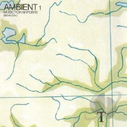 Eno, Brian - Ambient 1/Music For Airports CD Cover Art