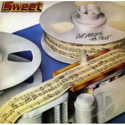 Sweet - Cut Above the Rest CD Cover Art