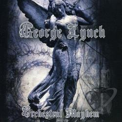 Lynch, George - Orchestral Mayhem CD Cover Art