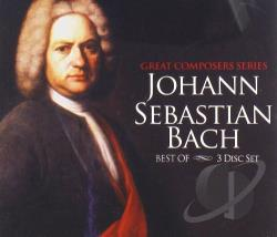 Bach - Best of Bach CD Cover Art
