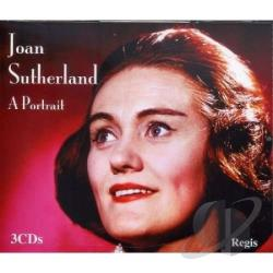 Sutherland, Joan - Joan Sutherland: A Portrait CD Cover Art