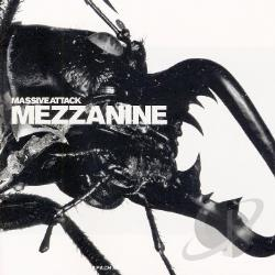 Massive Attack - Mezzanine CD Cover Art