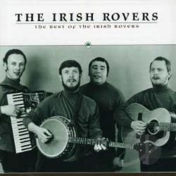 Irish Rovers - Best Of The Irish Rovers. CD Cover Art