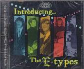 E-Types - Introducing The E-Types CD Cover Art
