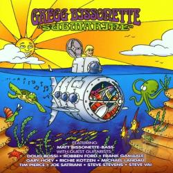 Bissonette, Gregg - Submarine CD Cover Art