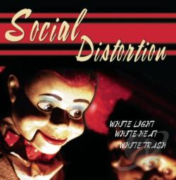 Social Distortion - White Light White Heat White Trash CD Cover Art