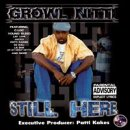 Growl Nitti - Still Here CD Cover Art