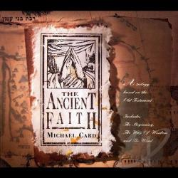 Card, Michael - Ancient Faith CD Cover Art