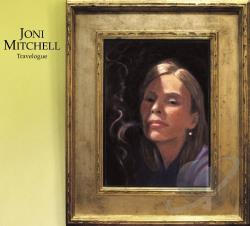 Mitchell, Joni - Travelogue CD Cover Art