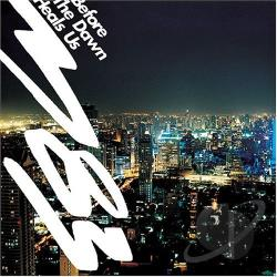 M83 - Before the Dawn Heals Us CD Cover Art