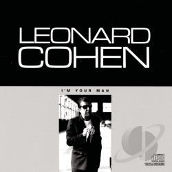 Cohen, Leonard - I'm Your Man CD Cover Art