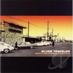 Blues Traveler - North Hollywood Shoot Out CD Cover Art