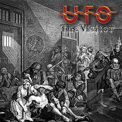 U.F.O. - Visitor CD Cover Art