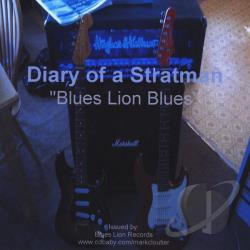 Cloutier, Mark - Diary Of A Stratman CD Cover Art