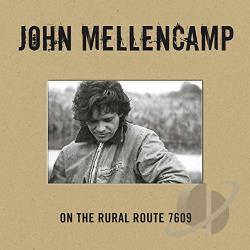 Mellencamp, John - On the Rural Route 7609 CD Cover Art