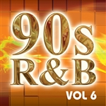 Graham BLVD - 90s R&B Vol.6 DB Cover Art