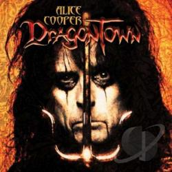 Cooper, Alice - Dragontown CD Cover Art