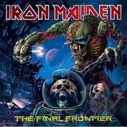 Iron Maiden - Final Frontier CD Cover Art