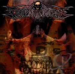 Serpent Obscene - Serpent Obscene CD Cover Art
