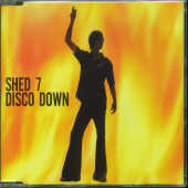 Shed Seven - Disco Down Pt.1 DS Cover Art