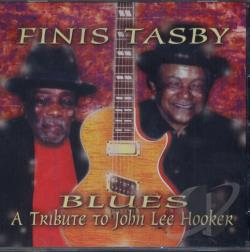 Tasby, Finis - Tribute to John Lee Hooker CD Cover Art