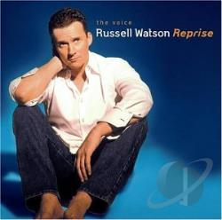 Watson, Russell - Reprise CD Cover Art