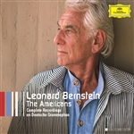 Bernstein, Leonard - Americans CD Cover Art