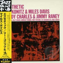 Konitz, Lee& Davis, Miles - Ezz-Thetic CD Cover Art